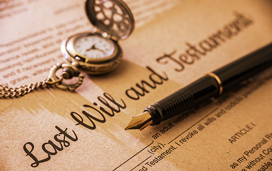 Wills, Estate & Probate